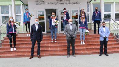 Photo of Chemik Police mistrzem Polski. Zawodniczki odebrały złote medale za sezon 2019/20