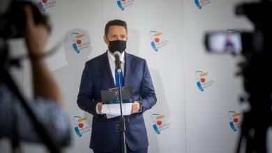 Photo of Rafał Trzaskowski złożył oświadczenie majątkowe