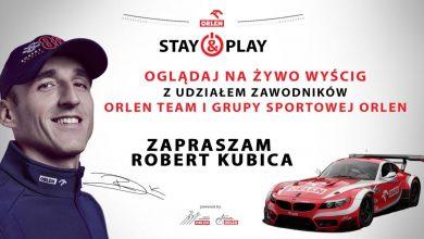 Photo of Kuba Przygoński, Sofia Ennaoui, Paweł Fajdek i Robert Kubica zmierzą się w wirtualnym wyścigu