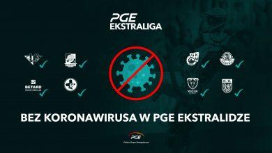 Photo of PGE Ekstraliga 2020. Negatywne wyniki testów na obecność koronawirusa wśród żużlowców