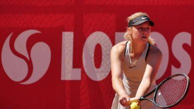 Photo of Znamy finalistów tenisowego turnieju w Szczecinie. Anastazja Szoszyna z urazem