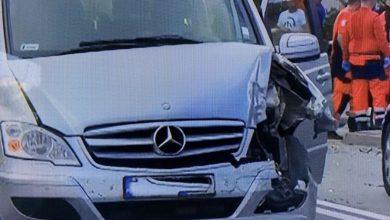 Photo of Wypadek samochodu z prezydenckiej kolumny Dudy. Kierowca SOP z 300 zł mandatem