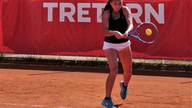 Photo of Niespodzianki w tenisowym turnieju w Szczecinie. Zawadzka i Gryńkowski w półfinale