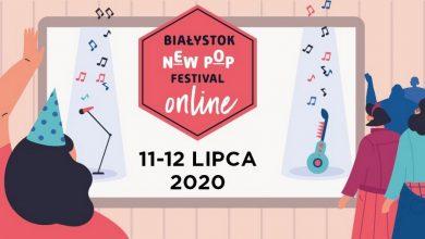 Photo of Białystok New Pop Festival 2020 online. Znamy datę w 2021 roku. Otworzy go Muniek Staszczyk