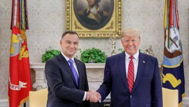 Photo of Oficjalnie. Spotkanie Trump-Duda w Białym Domu. Rozmowy o amerykańskich wojskach i budowie elektrowni jądrowej