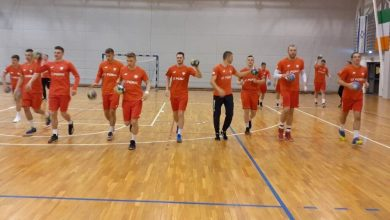 Photo of Piłka ręczna. Kadrowicze trenują w Cetniewie. Losowanie kwalifikacji EHF EURO 2022