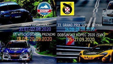Photo of Górskie Samochodowe Mistrzostwa Polski 2020. Powrót czterech wyścigów