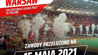 Photo of Grand Prix w żużlu odwołany. Turniej zaplanowano w 2021 roku na PGE Narodowym w Warszawie