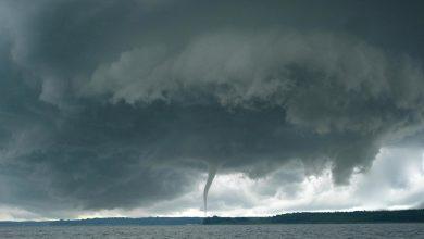 Photo of Polska aleja tornad. To tutaj pojawiają się trąby powietrzne