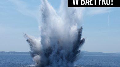 Photo of Wojsko zdetonowało minę z czasów II Wojny Światowej w Bałtyku. Co ze zwierzętami?