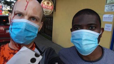 Photo of 20-letni rasista zatrzymany. Pobił nauczyciela, który stanął w obronie czarnoskórego