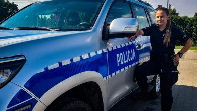 Photo of Policjanci uratowali 1,5-roczne dziecko. Wybili szybę w rozgrzanym aucie