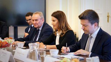 Photo of III Igrzyska Europejskie 2023 w Polsce. Wizyta przedstawicieli Europejskich Komitetów Olimpijskich