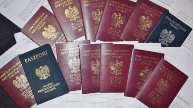 Photo of Straż Graniczna zatrzymała 12 polskich paszportów. Jeden z nich był z czasów PRL