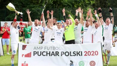 Photo of Znamy triumfatora Pucharu Polski Amp Futbol 2020