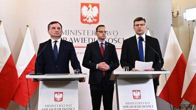Photo of Ziobro złożył wniosek o wypowiedzenie Konwencji Stambulskiej
