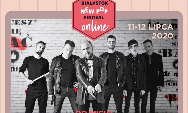 Photo of Ania Rusowicz, Dr Misio i Mgły dołączyli do Białystok New Pop Festival 2020 Online