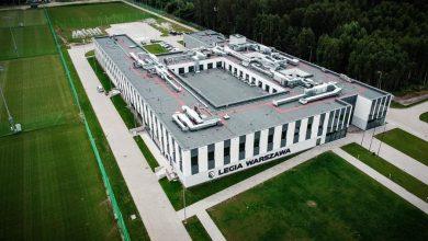Photo of Legia Training Center – otwarcie