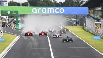 Photo of F1. Grand Prix Węgier 2020. Rewelacyjny Hamilton wyrównał rekord. Dziwny wypadek Verstappena