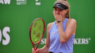 Photo of Turniej tenisowy PZT Polish Tour. Martyna Kubka pokonała faworytkę