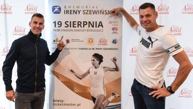 Photo of 2. Memoriał Ireny Szewińskiej w Bydgoszczy. Lewandowski chce pobić rekord Polski!