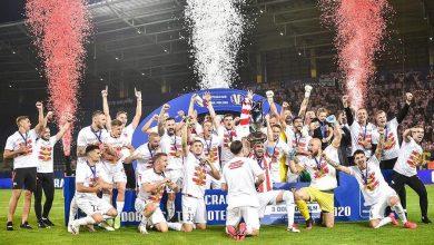 Photo of Cracovia zdobywcą Pucharu Polski 2019/20