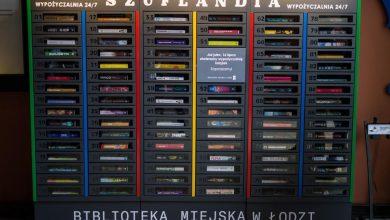 Photo of Szuflandia – całodobowa wypożyczalnia książek. Pierwsza w Polsce samoobsługowa biblioteka
