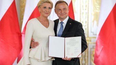 Photo of Uroczystość wręczenia Uchwały PKW o wyborze Andrzeja Dudy na Prezydenta RP