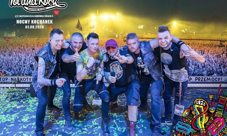 Photo of Pol'and'Rock Festival 2020. Enej, Nocny Kochanek i Tabu na Najpiękniejszej Domówce Świata