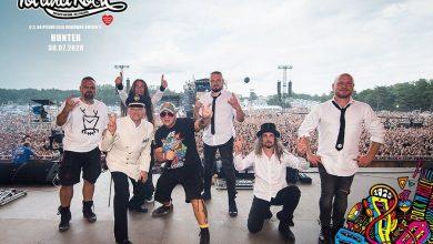 Photo of Pol'and'Rock Festival 2020. Hunter, Poparzeni Kawą Trzy i Sidney Polak live na Najpiękniejszej Domówce Świata