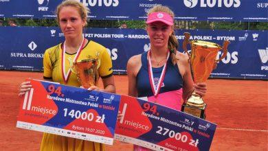 Photo of Tenis. ITF w Charleston. Kawa i Fręch mistrzyniami debla. 27-latka też w finale w grze pojedynczej