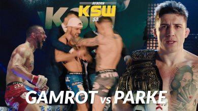 Photo of Gala KSW 53: Reborn z pięćsetną walką! Mateusz Gamrot vs Norman Parke 2 i 3 [WIDEO]