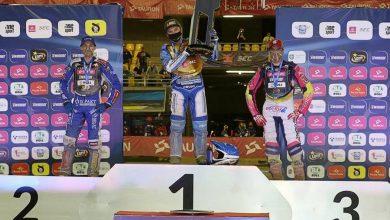 Photo of Speedway Euro Championship w Toruniu. Robert Lambert mistrzem Europy