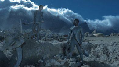 Photo of Nowy serial Ridleya Scotta Wychowane przez wilki. Tajemnicza planeta i… androidy opiekujące się ludzkimi dziećmi [ZDJĘCIA]