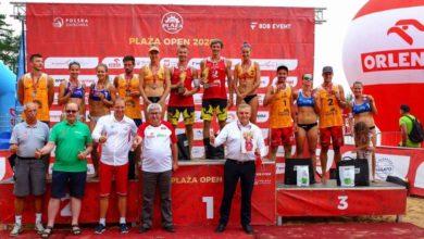 Photo of Plaża Open 2020 w Białymstoku. Zwycięzcy turnieju o Puchar Polski w siatkówce plażowej