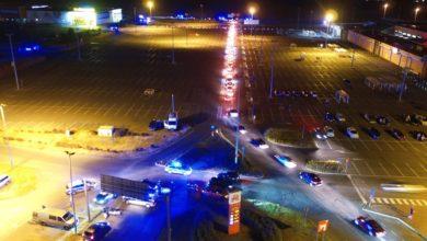 Photo of Poznań. Spontaniczny zlot samochodów. Wręczono 135 mandatów karnych
