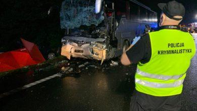 Photo of Gliwice. Wypadek busa i autokaru. Nie żyje 9 osób