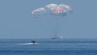 Photo of NASA. Załoga SpaceX wróciła na Ziemię. Kapsuła Dragon wodowała w Zatoce Meksykańskiej