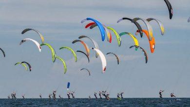 Photo of Trwają Mistrzostwa Europy w Kitesurfingu w Pucku
