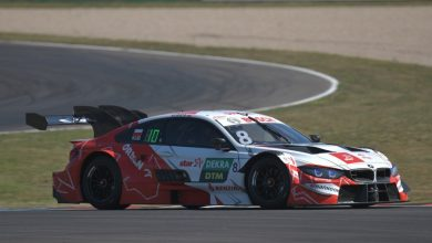 Photo of Wyścigi DTM. Kubica 13. na torze Lausitzring. Rene Rast zwycięzcą