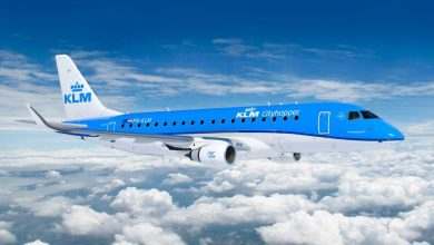 Photo of KLM przyleci do Poznania. Rejsy na pokładzie Królewskich Holenderskich Linii Lotniczych też z Wrocławia do Amsterdamu