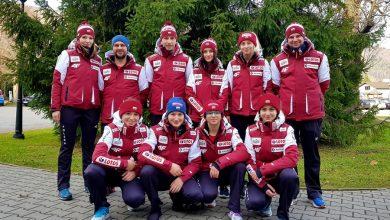 Photo of Zawody FIS Grand Prix w skokach narciarskich kobiet. Skład kadry we Frensztacie