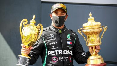 Photo of F1. GP Wielkiej Brytanii. Lewis Hamilton triumfuje. Protest przeciwko rasizmowi. Co z Kubicą?