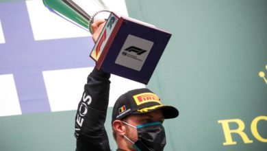 Photo of F1. GP Belgii. Tragedia w Ferrari. Lewis Hamilton niepokonany