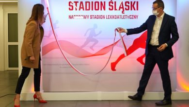 Photo of Stadion Śląski Narodowym Stadionem Lekkoatletycznym