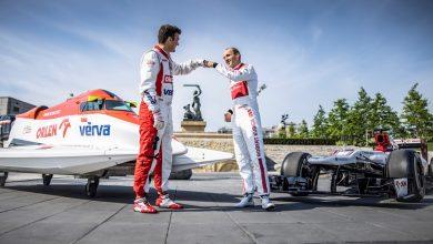 Photo of Wyścig bolidów Formuły 1 w Warszawie. Marszałek i Kubica w motorsportowym pojedynku [ZDJĘCIA]