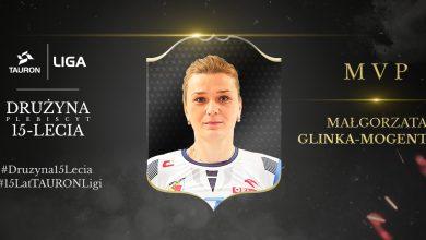 Photo of Małgorzata Glinka-Mogentale najlepszą siatkarką 15-lecia ligi zawodowej w Polsce. Znamy drużynę marzeń