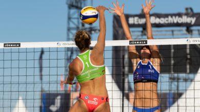 Photo of Mistrzostwa Europy w Piłce Plażowej. Polki awansowały w turnieju. Kantor z Łosiakiem rozpoczęli od zwycięstwa