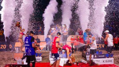 Photo of Norwegowie i Szwajcarki mistrzami Europy 2020 w siatkówce plażowej. Wyniki Polaków