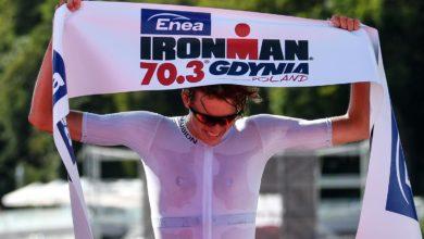 Photo of Lisa Norden i Magnus Ditlev triumfowali w zawodach IRONMAN 70.3 Gdynia 2020
